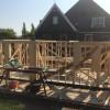 Nieuwbouw garage Bovenkarspel