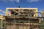 Dakopbouw aan de Noordeinde 85 te Oostzaan