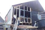 Renovatie schuur Noordbeemster