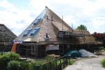 Renovatie stolp aan de Zomerdijk wognum