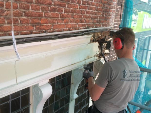 Restauratie - renovatie grote noord Hoorn