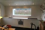 Verbouwing  keuken aan de Hokkeling te Zwaagdijk.