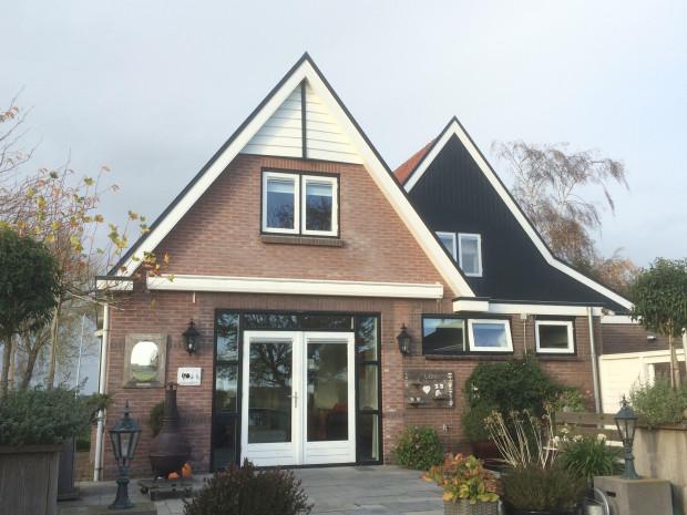 Verbouw/uitbreiding Zwaagdijk 223