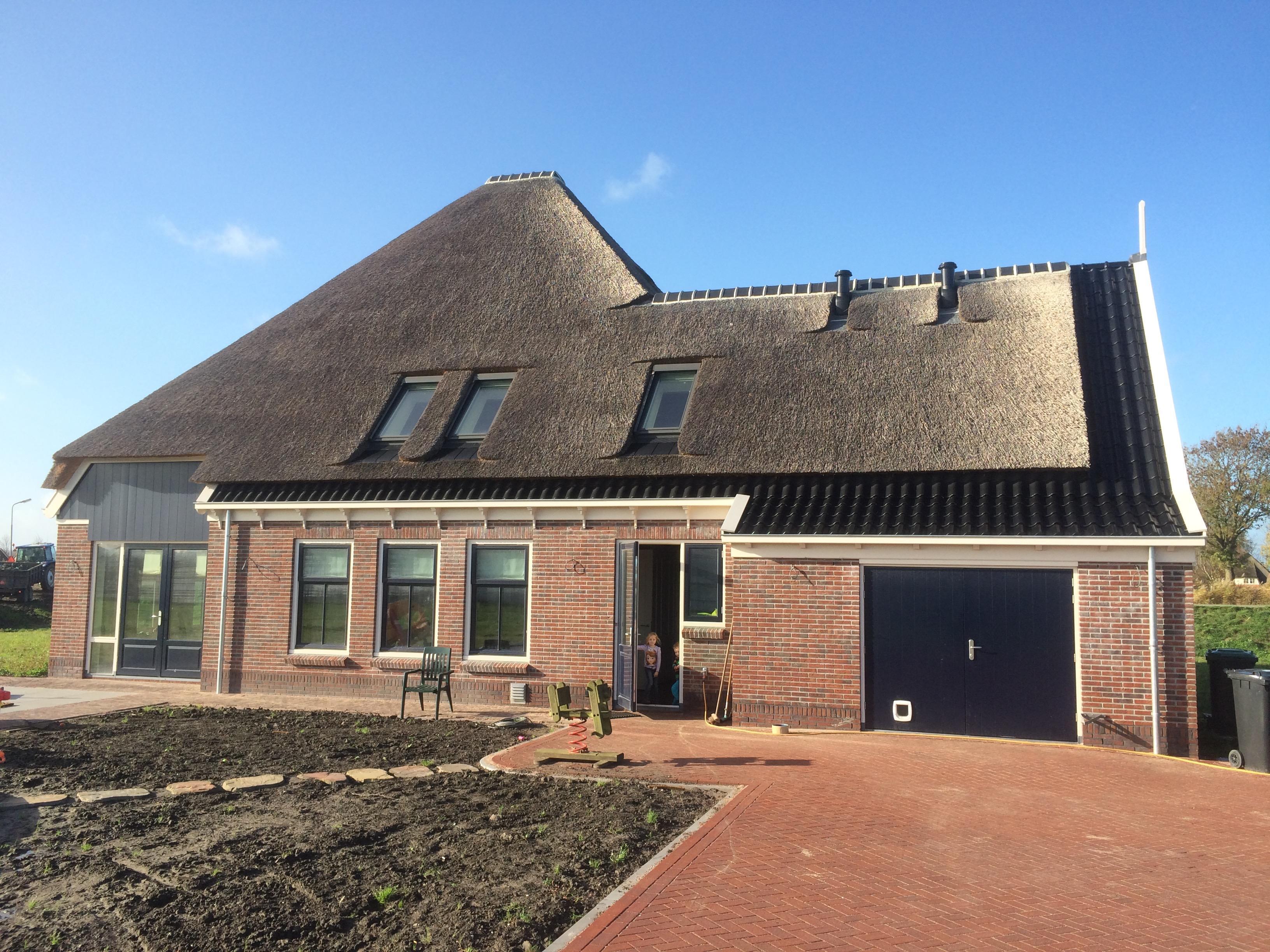 Stolpboerderij aan het oudelandsdijkje te hensbroek bouwbedrijf nieuwbouw verbouw renovatie - Opsporen ontwerp ...
